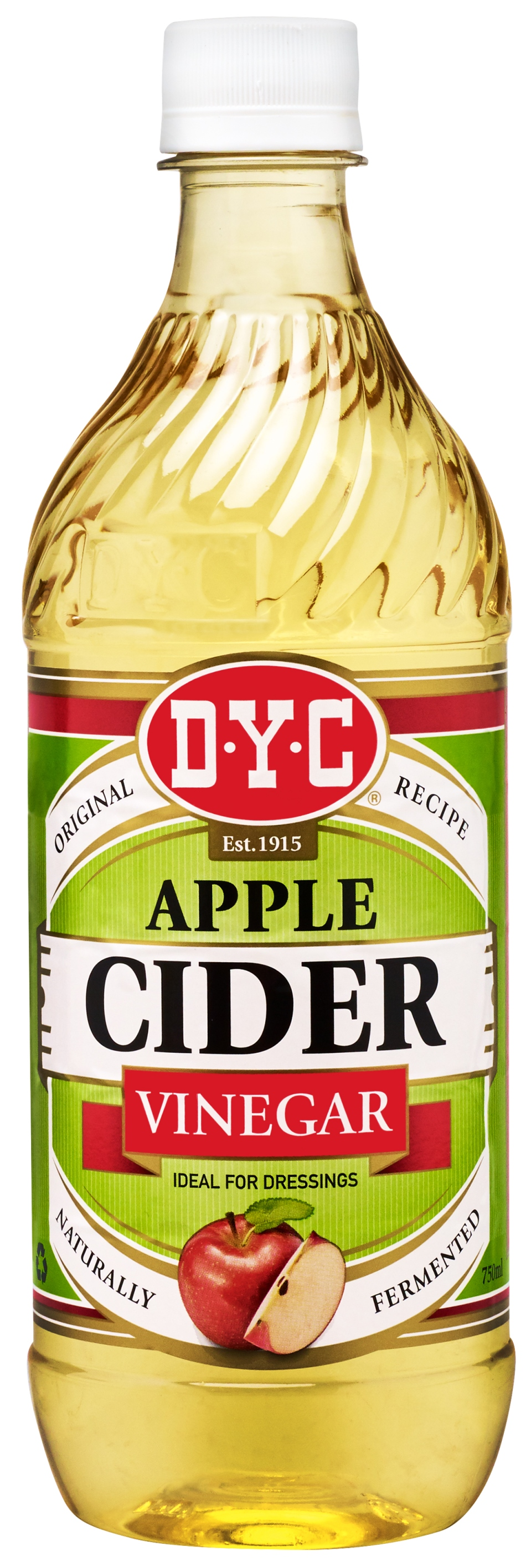 DYC Apple Cider Vinegar 750ml