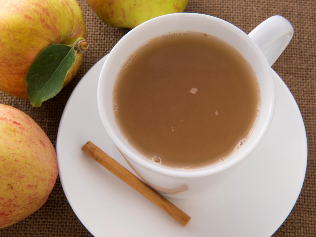 Hot Apple Cider Vinegar Toddie