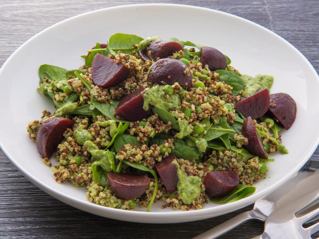 Quinoa and Beetroot Salad